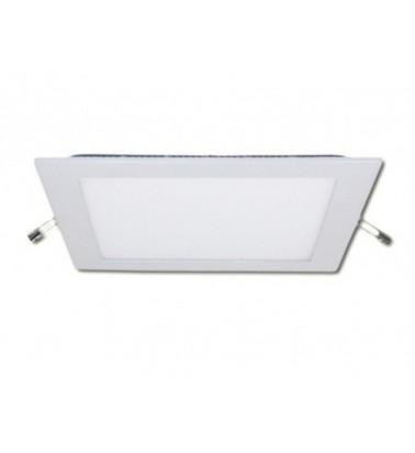 15W LED Šviesos Panelė, 120°, šiltai balta šviesa, 193x193mm