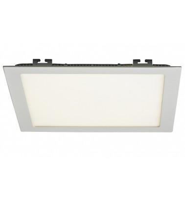 25W LED Šviesos Panelė, 120°, šiltai balta šviesa, 300x300mm