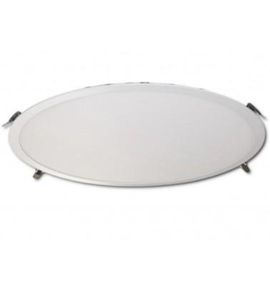 48W LED Šviesos Panelė, 120°, šiltai balta šviesa, ∅600mm