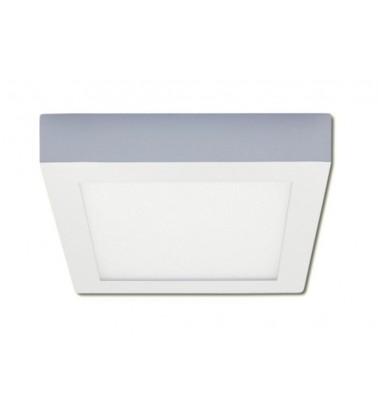 12W LED Šviesos Panelė, 120°, šiltai balta šviesa (virštinkinė), 172x172mm
