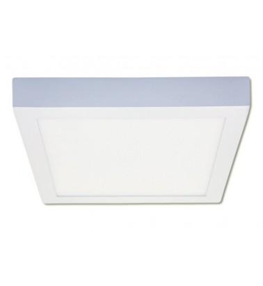 18W LED Šviesos Panelė, 120°, šiltai balta šviesa (virštinkinė), 225x225mm