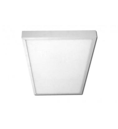 24W LED Šviesos Panelė, 120°, šiltai balta šviesa (virštinkinė), 300x600mm