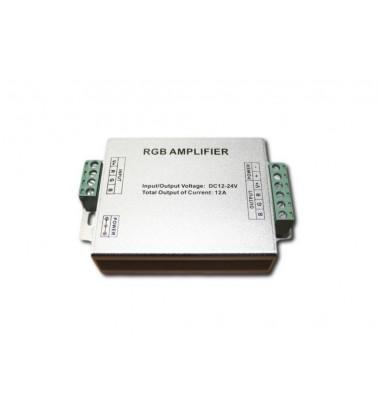 Strip amplifier, 144W/288W, 12V/24V