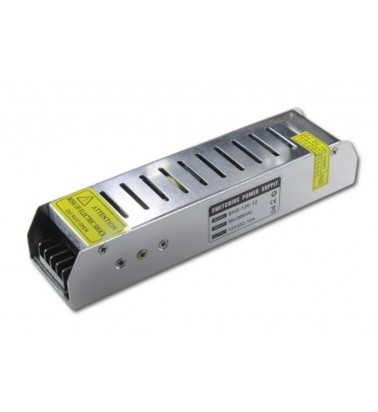 120W Power supply, 12V, IP20