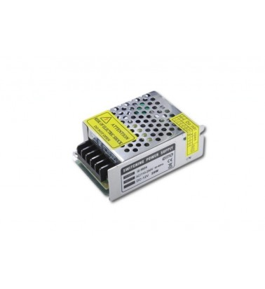 25W Power supply, 12V, IP20