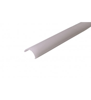 Diffuser cover for profiles 2571,8899, opal, 1 meter