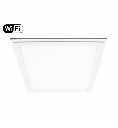 18W LED Panel, 2.4GHz RF/WiFi, adjustable light color temperature, 1440Lm, 295x295mm