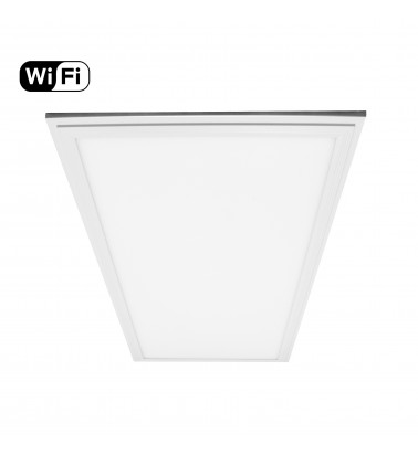 24W LED Panel, 120°, adjustable light color temperature, 295x595mm