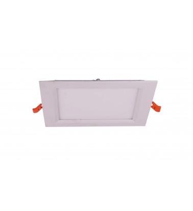 16W LED Panel, 120°, warm white light, 180x180mm