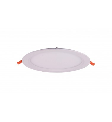18W LED Panel, 120°, warm white light, ∅225mm