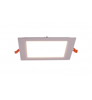 12W LED Panel, 120°, daylight, 150x150mm