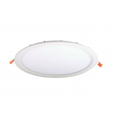 28W LED Panel, 120°, warm white light, ∅295mmm