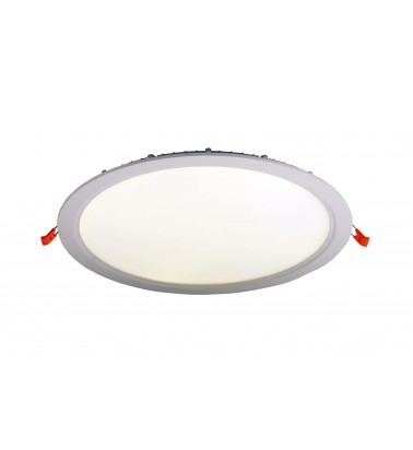 28W LED Panel, 120°, day light, ∅295mm