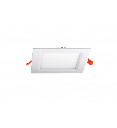 12W LED Panel, 120°, warm white light, 150x150mm