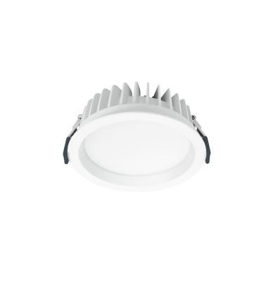 "25W Ceiling Light ""LEDVANCE"", 100°, warm white light"