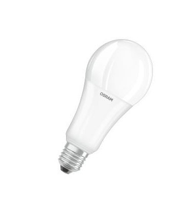 21W , E27, 360°, warm light, OSRAM