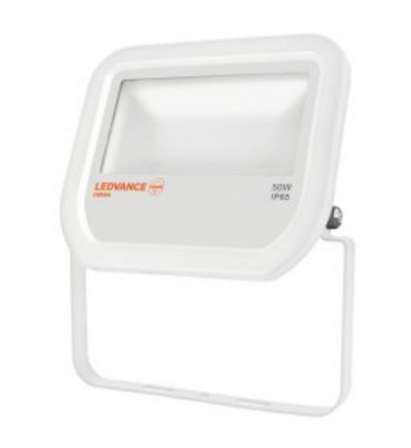 "50W Floodlight ""LEDVANCE"", 100°, warm white light"