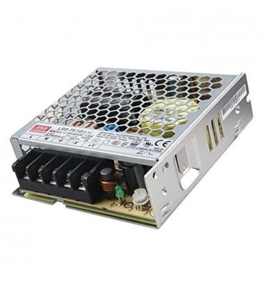 75W Power supply, 12V, Mean Well,IP67
