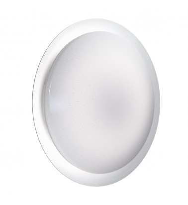 "28W surface mounted light ""OSRAM SILARA SPARKLE"", dimmable, Ø500mm"