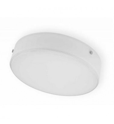 "19W surface mounted light ""OSRAM"", warm white light, Ø247mm"