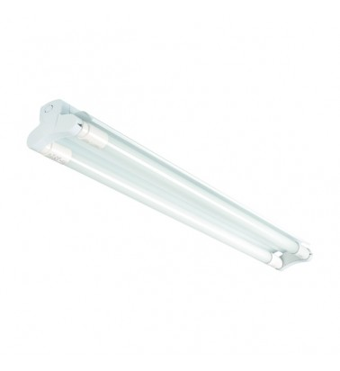 Tube light fixture, 2x1235mm
