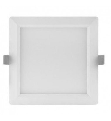 "18W LED Panel ""Ledvance"", 120°, warm white light, 225x225mm"