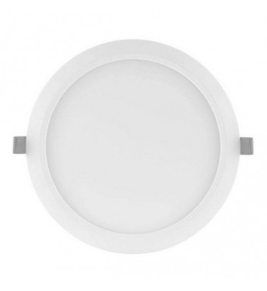"18W LED Panel ""Ledvance"", 120°, warm white light, ∅225mm"