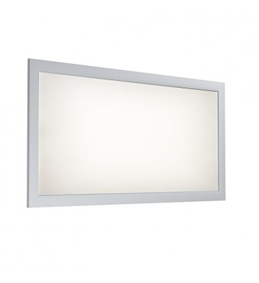 "36W LED Panel ""OSRAM"", 120°, warm white light (surface-mounted), 300x600mm"