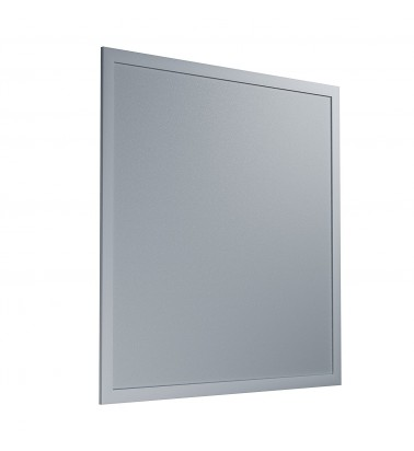 "36W LED Panel ""OSRAM"", 120°, warm white light (surface-mounted), 600x600mm"