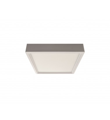 12W LED Panel, 120°, warm white light (surface-mounted), 162x162mm