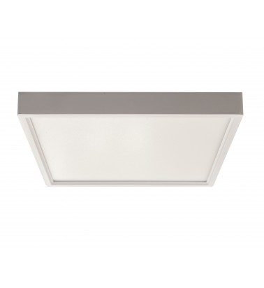24W LED Panel, 120°, warm white light (surface-mounted), 286x286mm