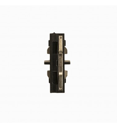 "Track connector ""Trio"", black, 2 sides"