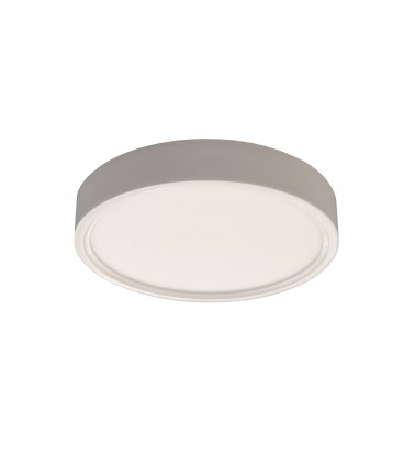 18W LED Panel, 120°, warm white light (surface-mounted), ∅213mm