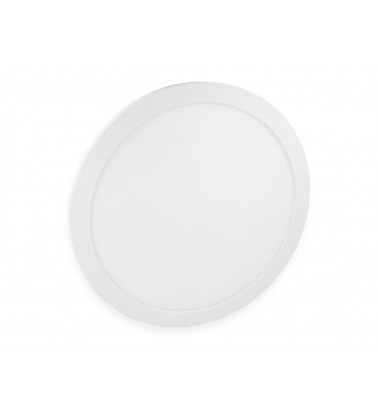 24W LED Panel, 120°, warm white light, ∅290mm