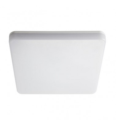 "24W LED Surface mounted light ""Kanlux VARSO"", warm white light, 327x327mm"