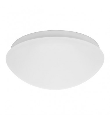 "Surface mounted light ""Kanlux PIRES"" with motion sensor, 1xE27, ∅277mm"