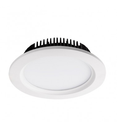 "24W LED Ceiling Light ""Kanlux TIBERI"", daylight, Ø195"