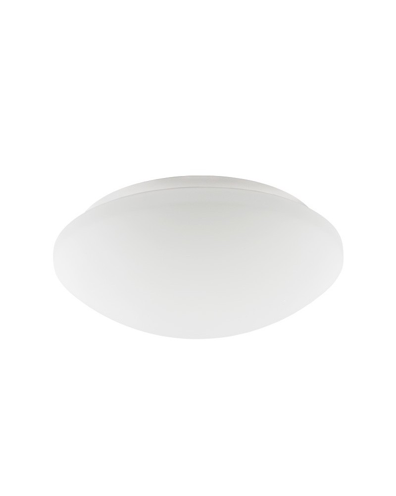 "Surface mounted light ""Kanlux PIRES"" with motion sensor, 1xE27, ∅275mm"