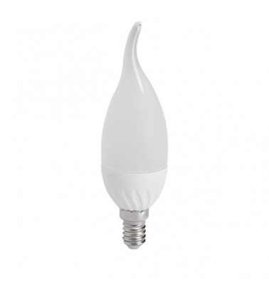 "4.5W LED bulb ""Kanlux"", warm white light, E14"