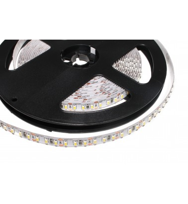 16W LED Strip, 3000K (warm white light), IP20, 12V, 5m