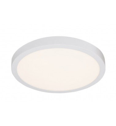 32W LED Panel, 120°, warm white light (surface-mounted), ∅400mm