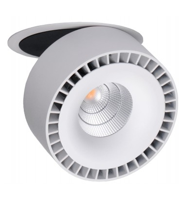 "20W LED Spotlight ""Luigi"", built in, warm white light"