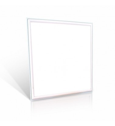 "36W LED Panel ""V-TAC"", 120°, warm white light, 595x595mm"
