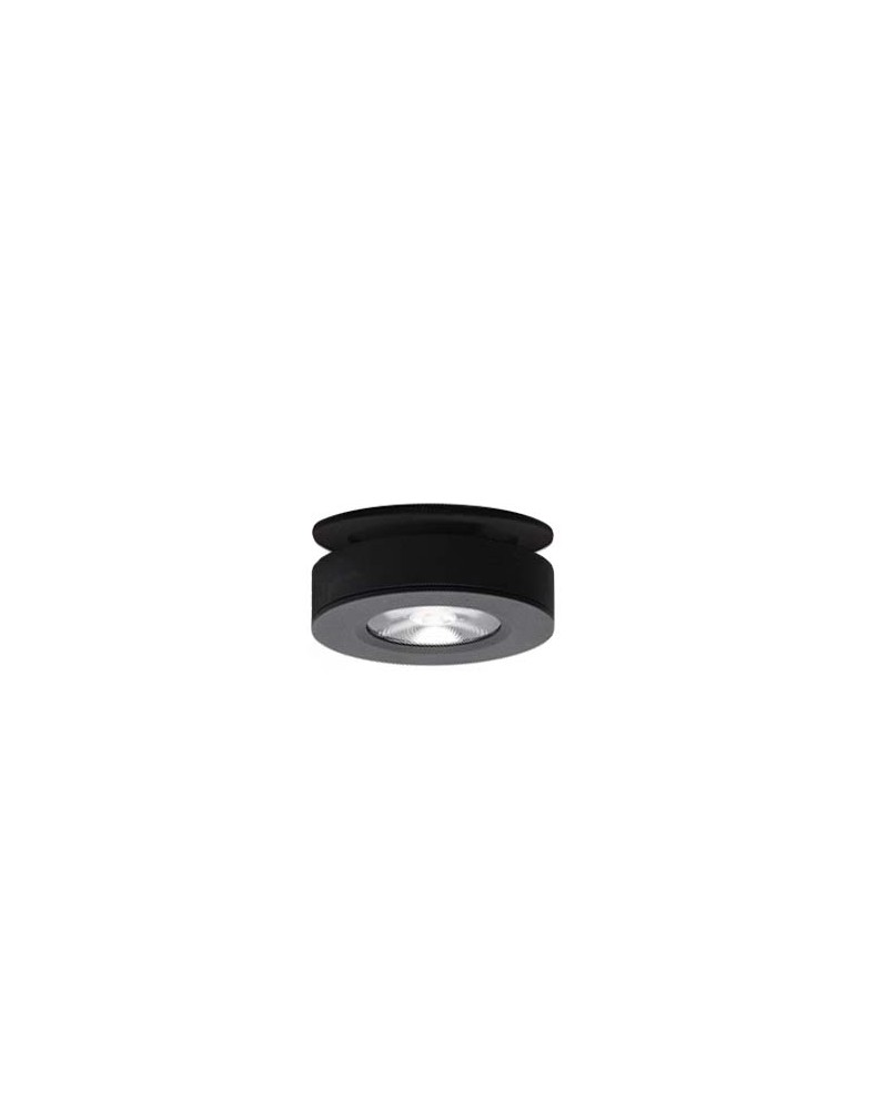"12W LED Tracklight ""Luigi"", built in, warm white light"