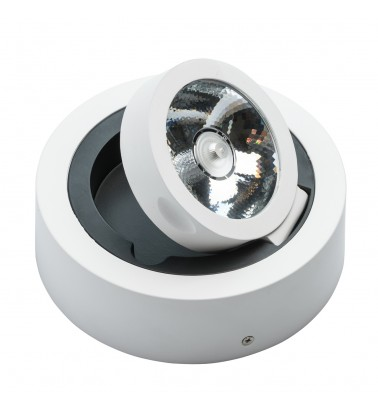 5W LED Spotlight, surface mounted