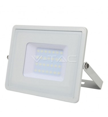 "30W LED Floodlight ""V-TAC"", 100°, cold white light"