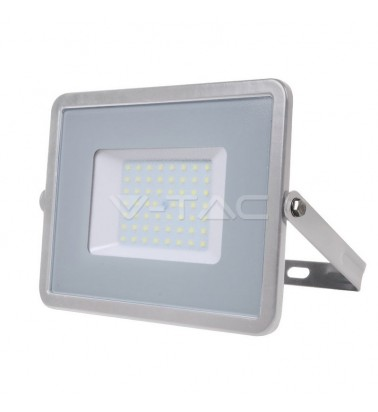"50W LED Floodlight ""V-TAC"", 100°, cold white light"
