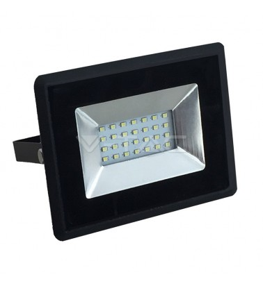 "20W LED Floodlight ""V-TAC"", 110°, warm white light"