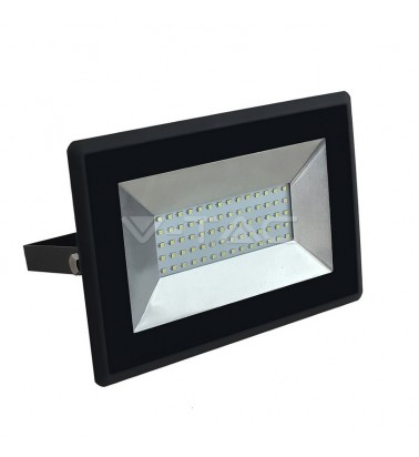"50W LED Floodlight ""V-TAC"", 110°, cold white light"