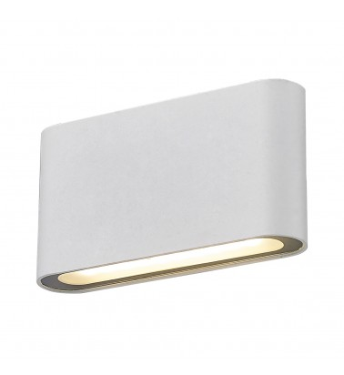 "16W LED Wall lamp ""Ricky"", warm white light"